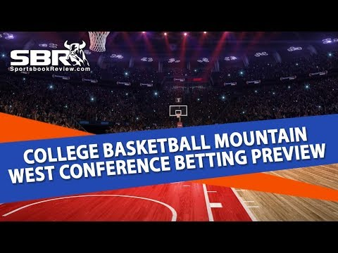 College Basketball Betting | Mountain West Conference Preview & Free Picks | Right Side of Campus