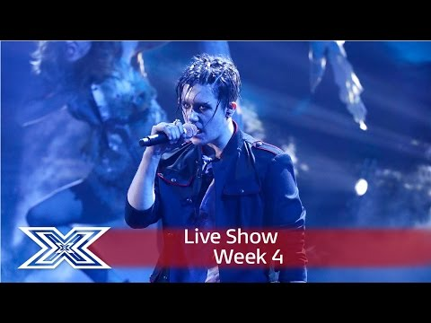 Rock your body with Ryan as he covers Backstreet Boys! | Live Shows Week 4 | The X Factor UK 2016