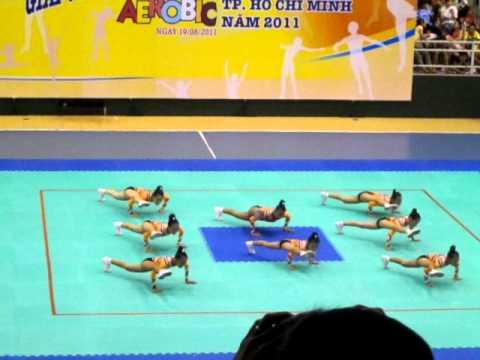 Aerobic Binh Thanh 2