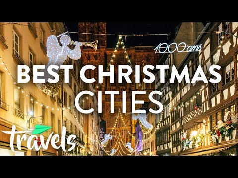 Top 10 Best Cities To Spend Christmas In | MojoTravels