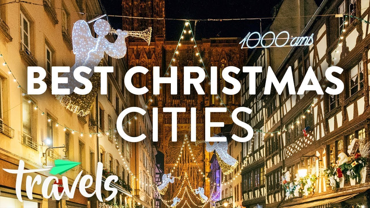 Најубавите божиќни дестинации ширум светот