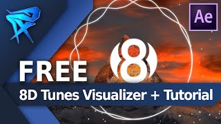 [FREE] 8Tunes Visualizer + TUTORIAL