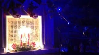 Декоративный камин из пенопласта(Всем спасибо за просмотр! С новым годом! С новым счастьем! Из материаллов пошли в дело куски пенопласта..., 2015-01-12T21:14:00.000Z)
