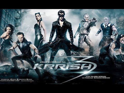 Krrish 3 Ringtone [Free Download]