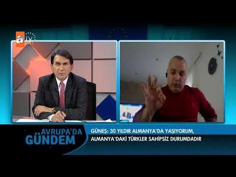 Türkiye Sevdalıları Wuppertal Derneği Başkanı Murat Güneş Gençlik Dairesi'ni Eleştiriyor