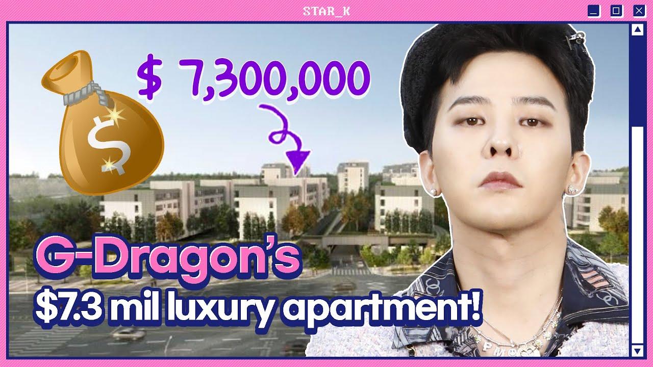 G-Dragon moves into a 7.3 million dollar apartment! - YouTube