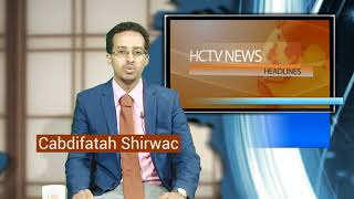 Qodobadda warar Horncable TV iyo wariye Abdifitah Ali Shirwac