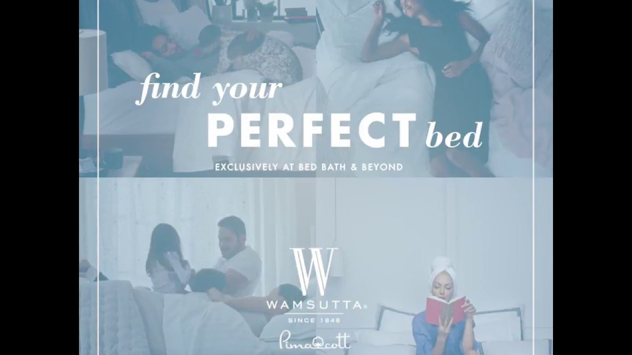 Wamsutta® Dream Zone® 750-Thread-Count PimaCott® Sheet Set - Bed ...