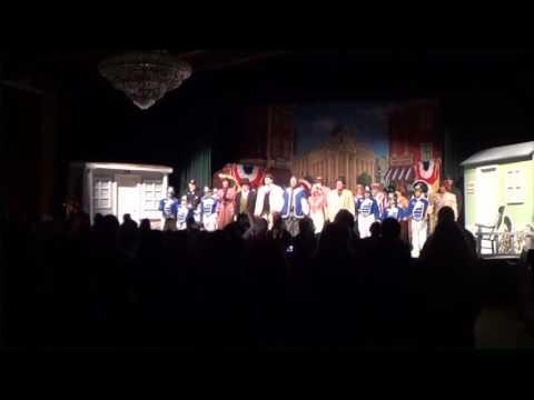 Long Beach Theatre Guild The Music Man