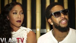 Omarion & Apryl Jones on L&HHH & Open Relationships