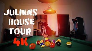 House Tour Magic🏡 -Julien Magic