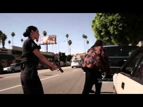 Southland Season 4 Episode 1 Traffic Stop with Tang