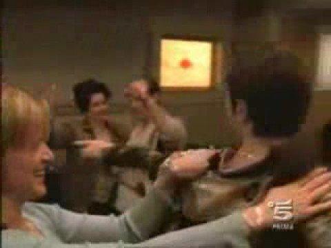 The Sopranos - Carmela and Furio Dance