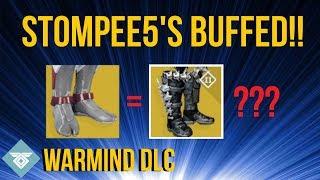 THE RETURN OF BONES OF EAO!? UPDATED STOMPEE5