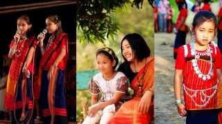 CHAKMA SONG - NO CHANG JEBAR (Opi karim)