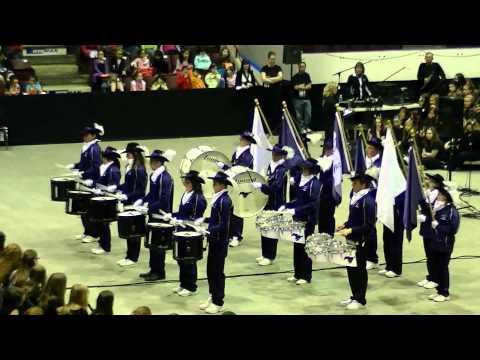 SCSS Colts Drumline at RBC Center