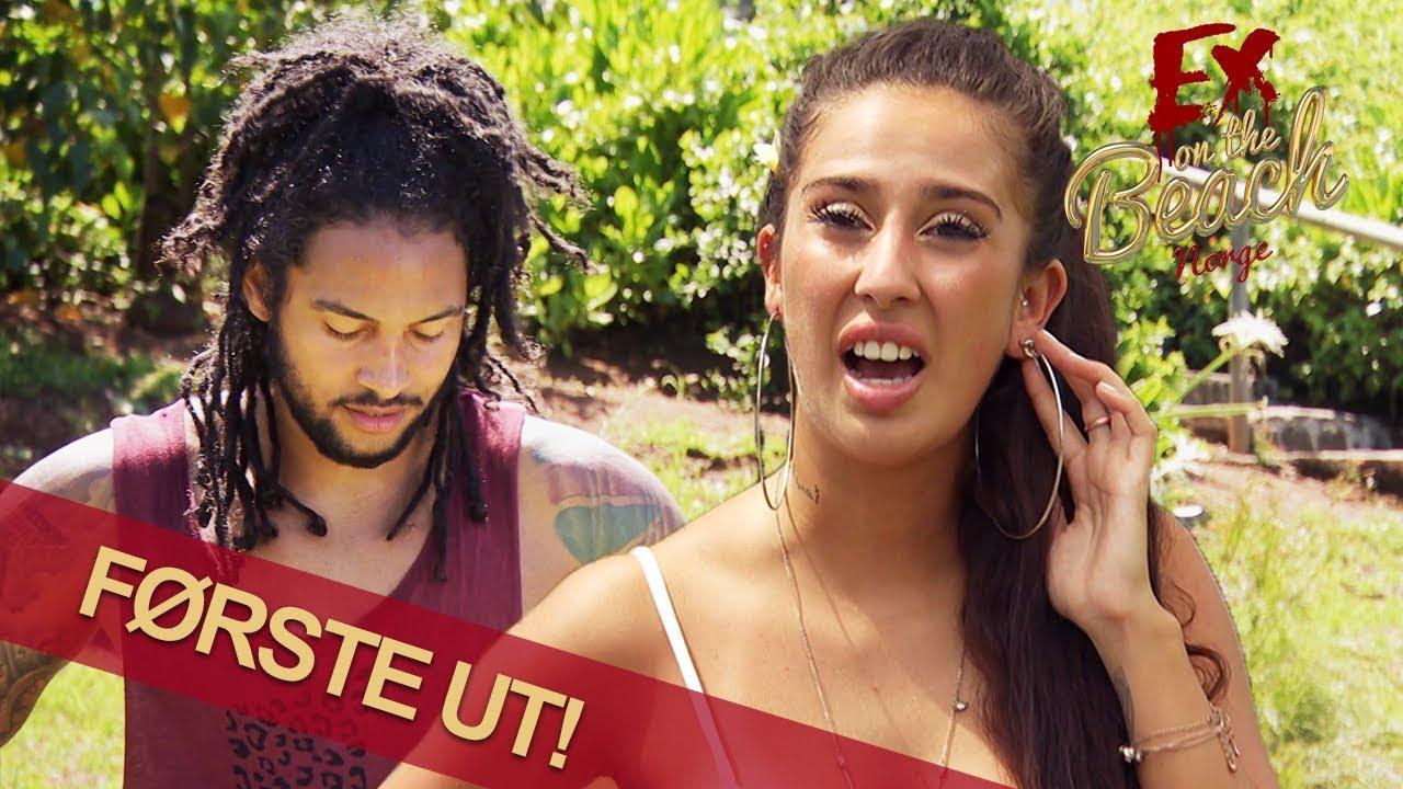 Ex on the Beach | Cecilie og Lloyd må reise hjem 😭| Dplay - YouTube