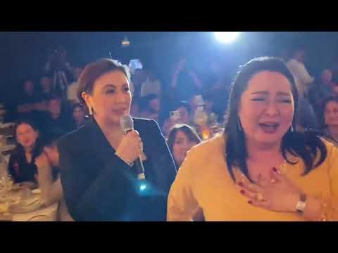 SHARON, SINORPRESA Ang MISIS Ni JINGGOY Na Si PRECY Vitug Ejercito Sa 50th BIRTHDAY Nito!