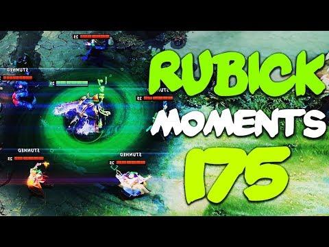 Dota 2 Rubick Moments Ep. 175 thumbnail