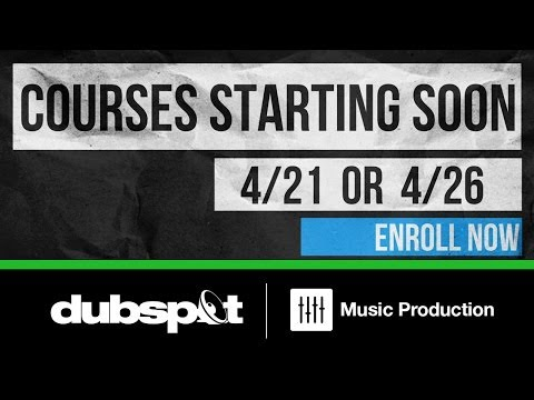 Dubspot Ableton Live 9 Courses! NYC, LA, and Online! See Upcoming Start Dates