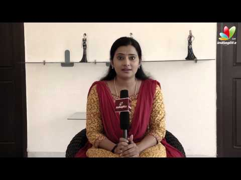 Actress Shruthi Raj Caught Outside 'Office' by IndiaGlitz   Vijay Tv Office Serial Rajee Interview