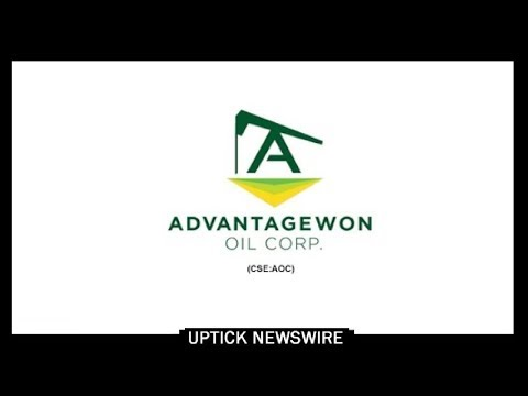 CEO Charles Dove of Advantagewon Oil Corp. (OTCQB: ANTGF)