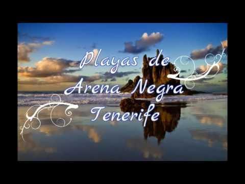 Donde encontrar todas las playas con arena negra de Tenerife y su ubicación (Ocio Tenerife)