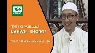 Video Pentingnya Belajar Ilmu Nahwu Shorof download MP3, 3GP, MP4, WEBM, AVI, FLV Juli 2018