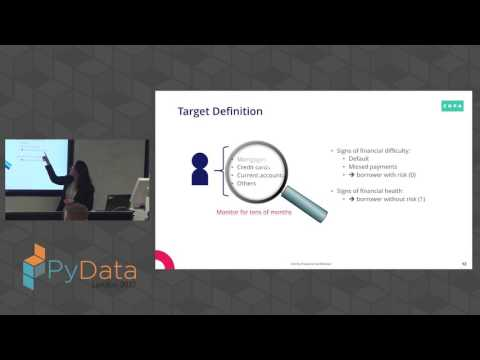 Soledad Galli - Machine Learning in Financial Credit Risk Assessment