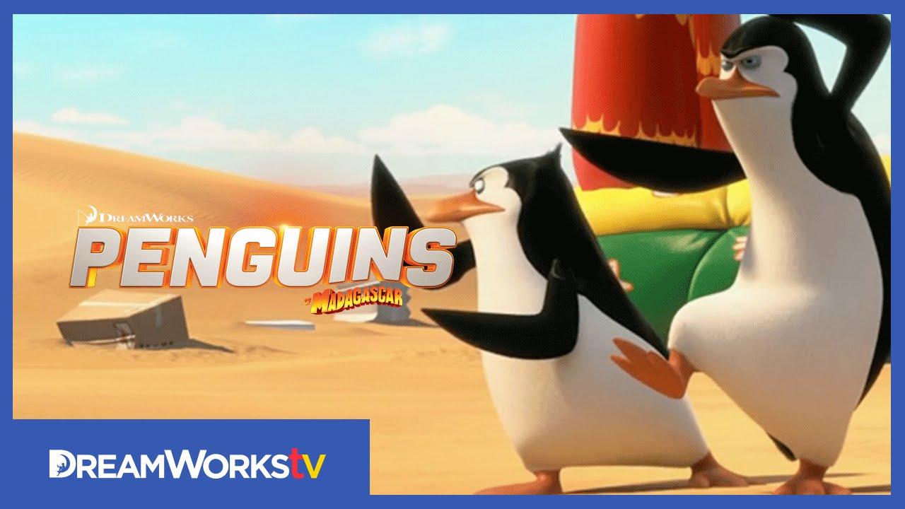 PENGUINS OF MADAGASCAR - Official Trailer