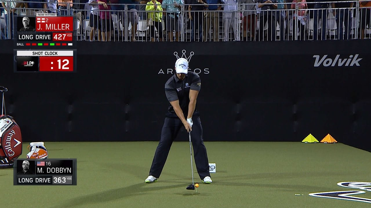 World Long Drive: Best Drives of the 2016 Championship ...