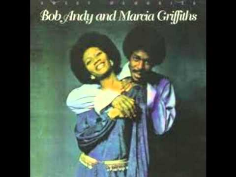 Bob Andy and Marcia Griffiths- Ebony and Ivory