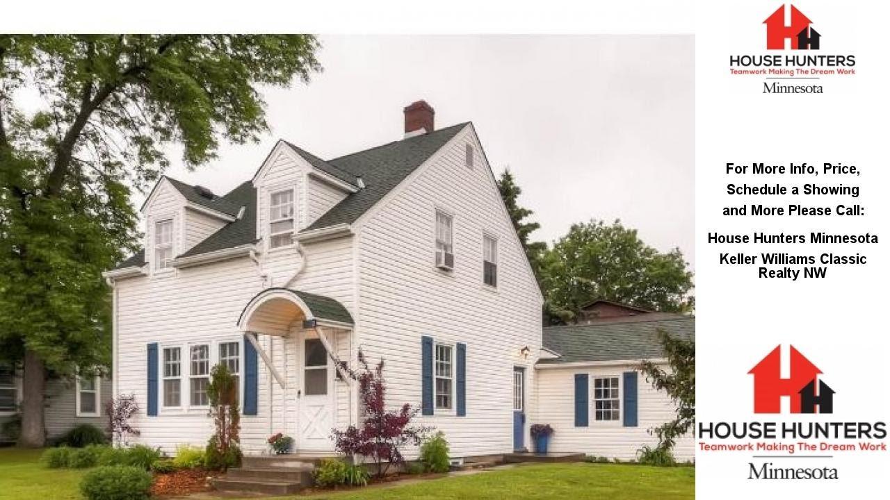 1802 5th Avenue, Anoka, MN Presented by House Hunters Minnesota.