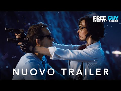 Free Guy - Eroe per Gioco | Nuovo Trailer