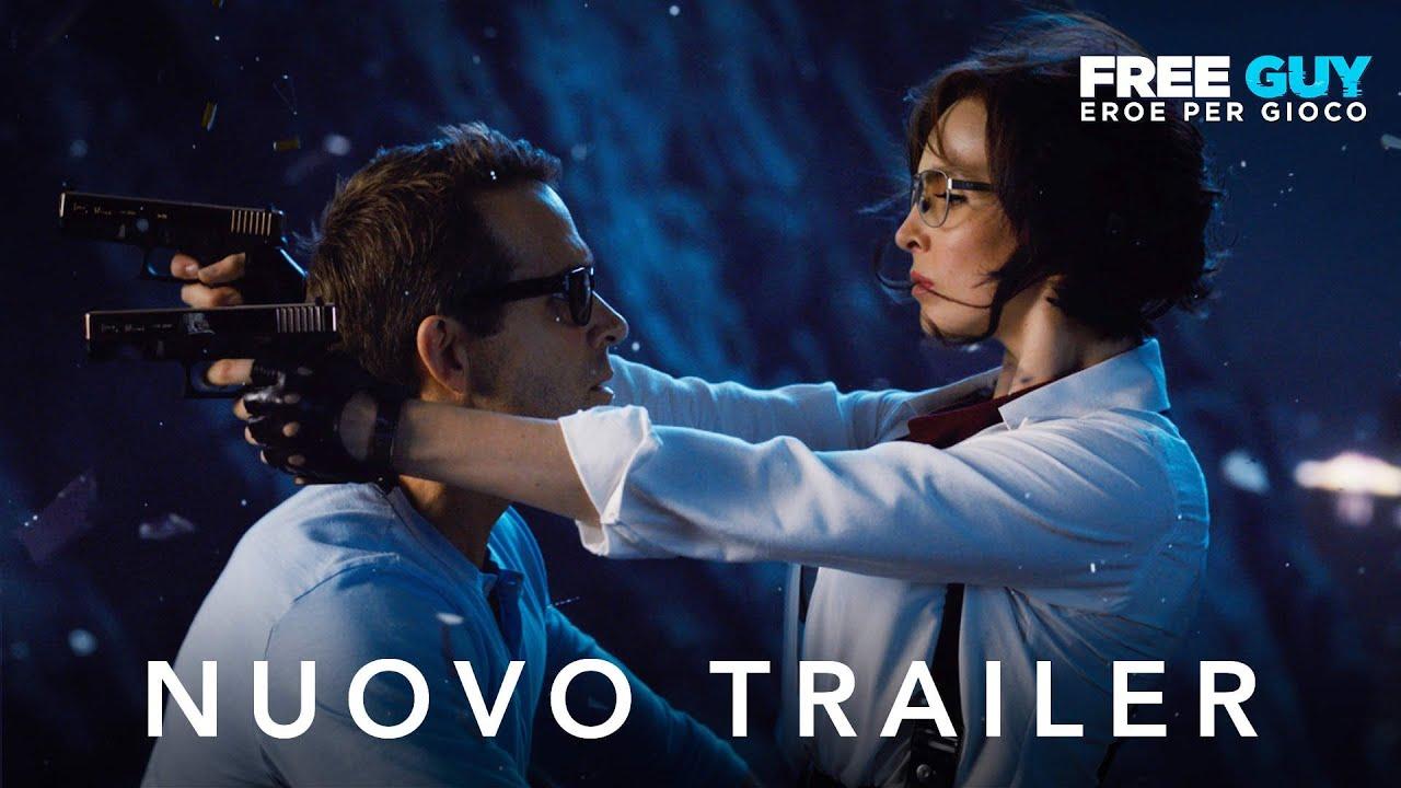 Free Guy - Eroe per Gioco   Nuovo Trailer