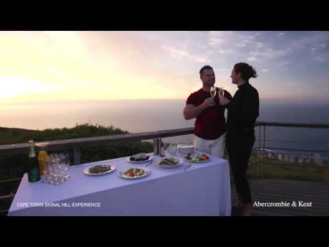 Abercrombie & Kent: Luxury Travel, Signal Hill Experience, South Africa