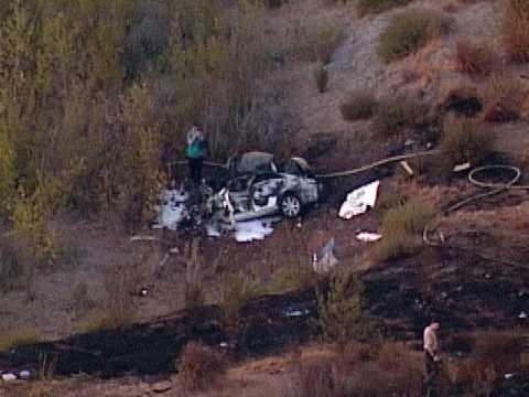 Family Killed in Santee Car Crash 911 Call - YouTube