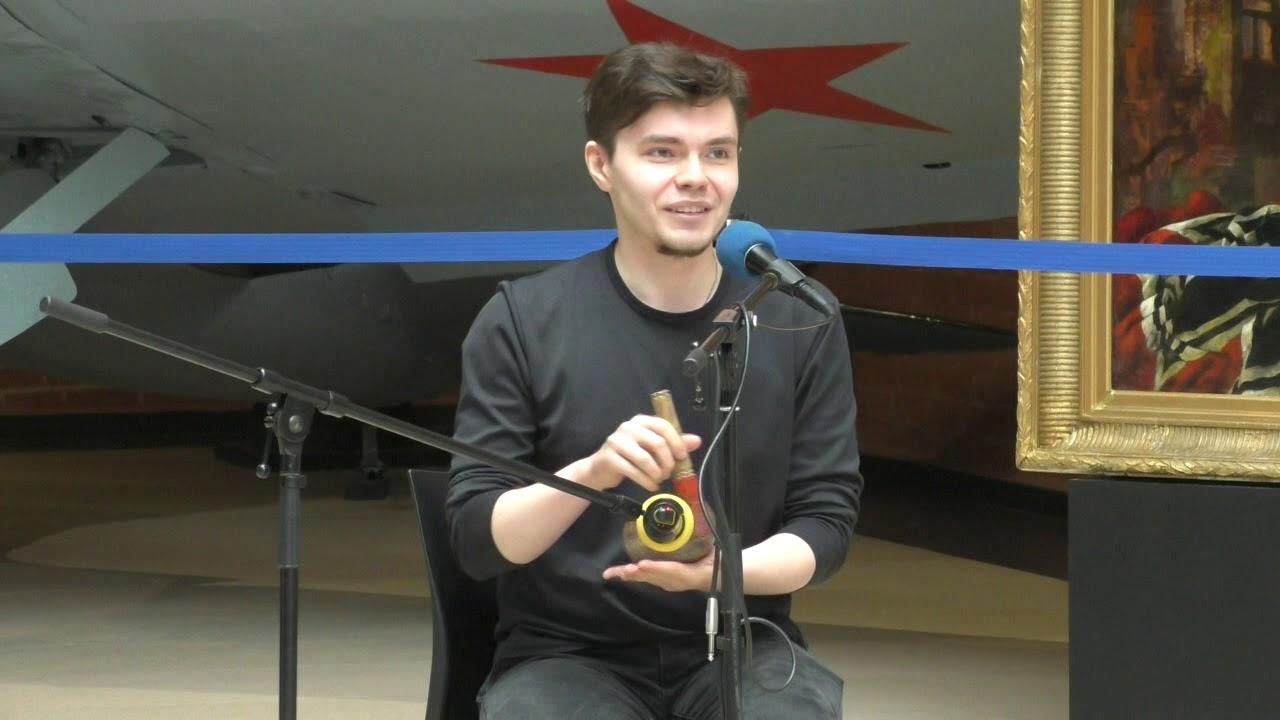 Форум Чайка 03 2019 2 день Азат Диваев