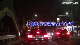 【ドラレコ】タクシーって…… thumbnail
