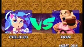 "Super Puzzle Fighter II Turbo (Arcade) ""Felicia"" Normal Mode Clear (HD60)"
