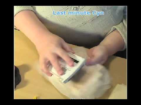 Mini-Suitcase Featuring Cynthia Gagen (Craft-Tasticl Live)