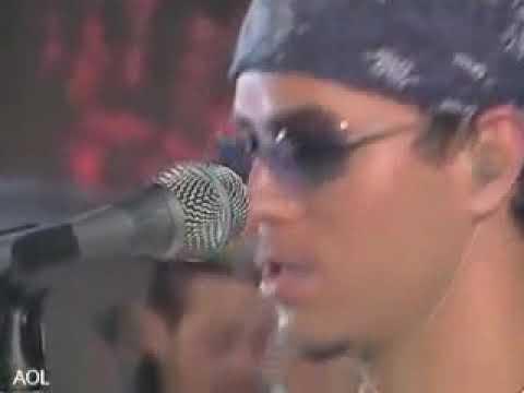Enrique Iglesias – Addicted (Live)