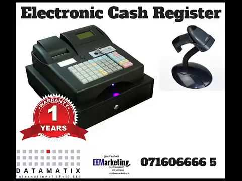 Buy Best Cash Registers Now!small and medium businesses in Srilanka