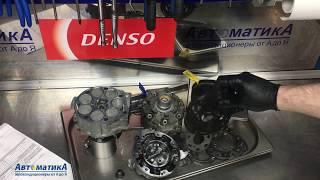 volkswagen Caravelle - шум при работе двигателя. Почему шумит компрессор кондиционера