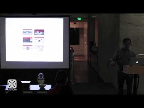GigaOM Internet of Things Meetup: Mike Kuniavsky - Senior Researcher, PARC