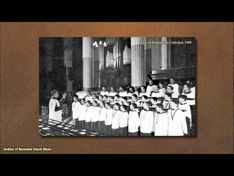 BBC Choral Evensong: Birmingham Cathedral 1973 (Roy Massey)