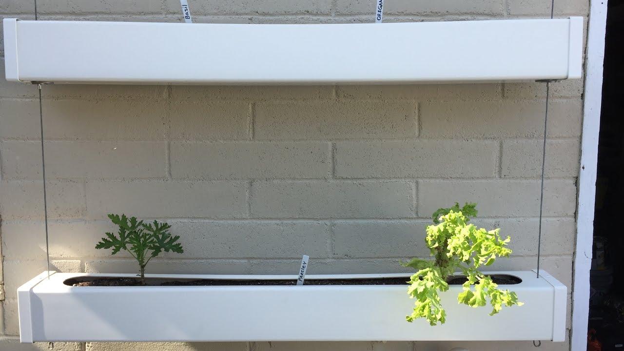 Diy Vinyl Fence Post Hanging Planter Bo