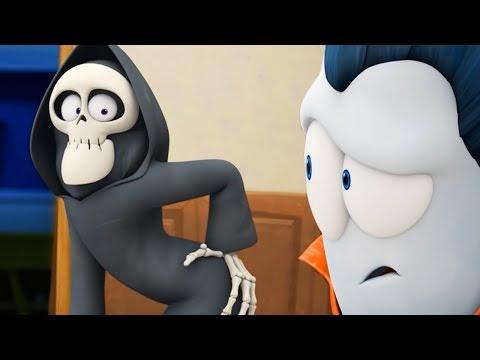 Cartoon | Spookiz BRAND NEW TEACHER ✂️  Cartoon Animation Series For Children