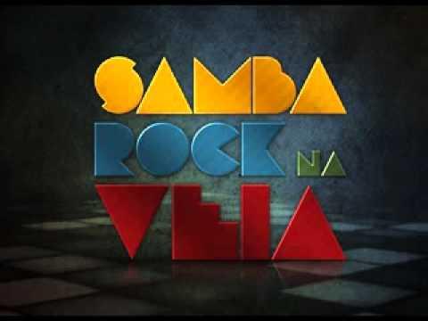 O MELHOR DO SAMBA ROCK NACIONAL ANOS 70/80 E 90