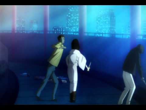 Kara no Kyoukai | Shiki vs Apartment Zombies